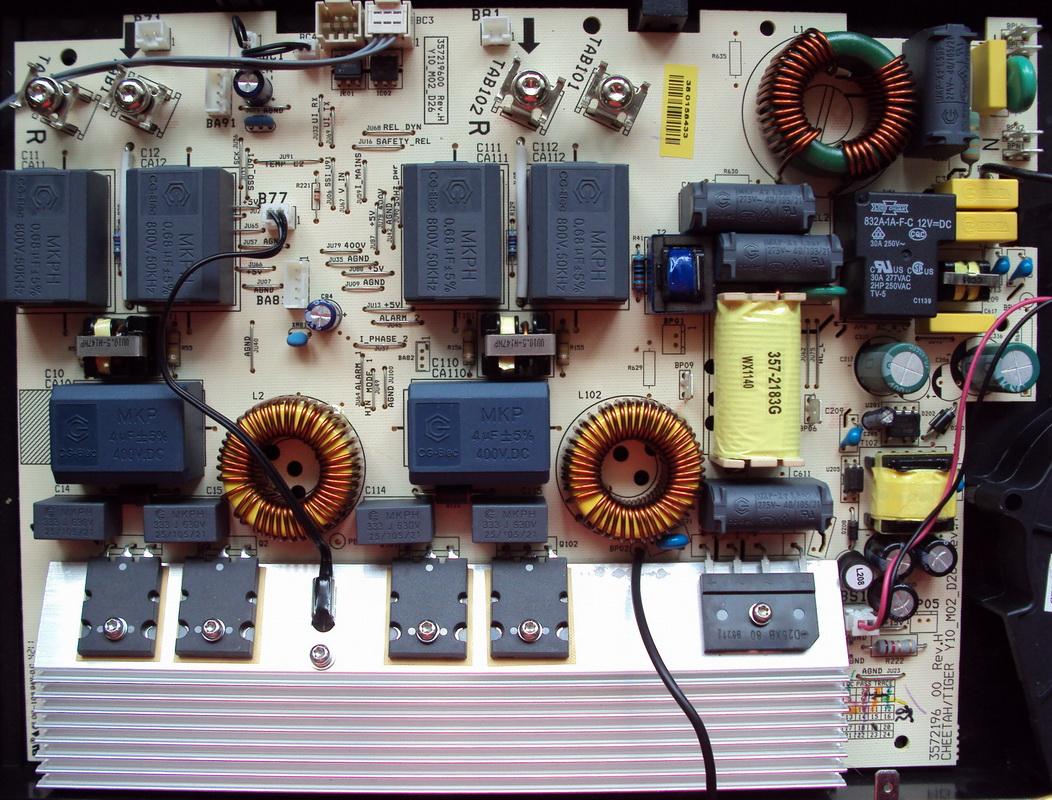 Ремонт электроплиты в вао