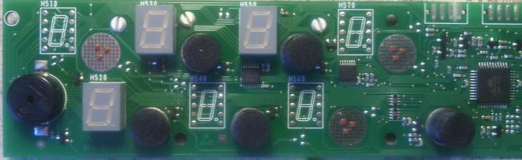 Ремонт индукционных варочных панелей siemens